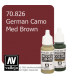 Vallejo Model Color: German Camo Med Brown (17ml)
