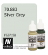 Vallejo Model Color: Silver Grey (17ml)