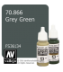 Vallejo Model Color: Grey Green (17ml)
