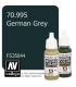 Vallejo Model Color: German Grey (17ml)