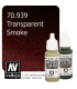 Vallejo Model Color: Transparent Smoke (17ml)