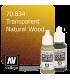 Vallejo Model Color: Transparent Natural Wood (17ml)