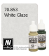 Vallejo Model Color: White Glaze (17ml)