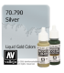 Vallejo Model Color: Liquid Gold - Silver (17ml)