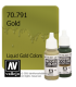 Vallejo Model Color: Liquid Gold - Gold (17ml)
