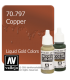Vallejo Model Color: Liquid Gold - Copper (17ml)