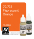 Vallejo Model Color: Fluorescent Orange (17ml)