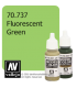 Vallejo Model Color: Fluorescent Green (17ml)