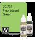 Vallejo Model Color: Fluorescent Green (17ml)