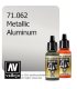 Vallejo Model Air: Aluminum (Metallic) (17ml)