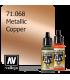 Vallejo Model Air: Copper (Metallic) (17ml)
