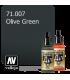 Vallejo Model Air: Olive Green (17ml)
