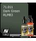 Vallejo Model Air: Dark Green RLM83 (17ml)