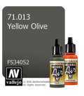 Vallejo Model Air: Yellow Olive (17ml)