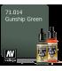 Vallejo Model Air: Gunship Green (17ml)