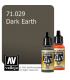 Vallejo Model Air: Dark Earth (17ml)