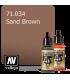 Vallejo Model Air: Sand Brown (17ml)