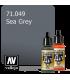 Vallejo Model Air: Sea Grey (17ml)