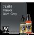 Vallejo Model Air: Panzer Dark Grey (17ml)