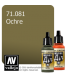 Vallejo Model Air: Ochre (17ml)