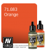 Vallejo Model Air: Orange (17ml)
