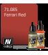 Vallejo Model Air: Ferrari Red (17ml)