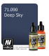 Vallejo Model Air: Deep Sky (17ml)