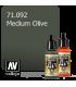 Vallejo Model Air: Medium Olive (17ml)