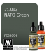Vallejo Model Air: NATO Green (17ml)