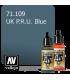 Vallejo Model Air: UK P.R.U. Blue (17ml)