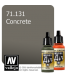 Vallejo Model Air: Concrete (17ml)