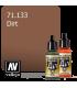 Vallejo Model Air: Dirt (17ml)