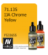 Vallejo Model Air: IJA Chrome Yellow (17ml)