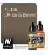Vallejo Model Air: IJA Earth Brown (17ml)