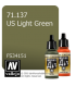 Vallejo Model Air: US Light Green (17ml)