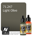 Vallejo Model Air: Light Olive (17ml)