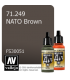 Vallejo Model Air: NATO Brown (17ml)