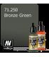 Vallejo Model Air: Bronze Green (17ml)