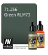 Vallejo Model Air: Green RLM73 (17ml)