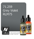Vallejo Model Air: Grey Violet RLM75 (17ml)