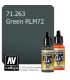 Vallejo Model Air: Green RLM72 (17ml)