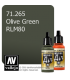 Vallejo Model Air: Olive Green RLM80 (17ml)