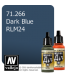 Vallejo Model Air: Dark Blue RLM24 (17ml)