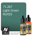 Vallejo Model Air: Light Green RLM25 (17ml)