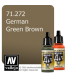 Vallejo Model Air: German Green Brown (17ml)
