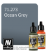 Vallejo Model Air: Ocean Grey (17ml)