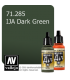 Vallejo Model Air: IJA Dark Green (17ml)