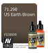Vallejo Model Air: US Earth Brown (17ml)