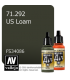 Vallejo Model Air: US Loam (17ml)