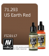 Vallejo Model Air: US Earth Red (17ml)
